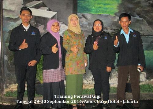 Training Perawat Gigi-BMD