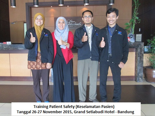 Training Patient Safety-BMD