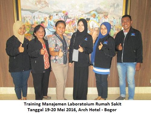 Man. Laboratorium RS 19-20 Mei 2016 Bogor - BMD