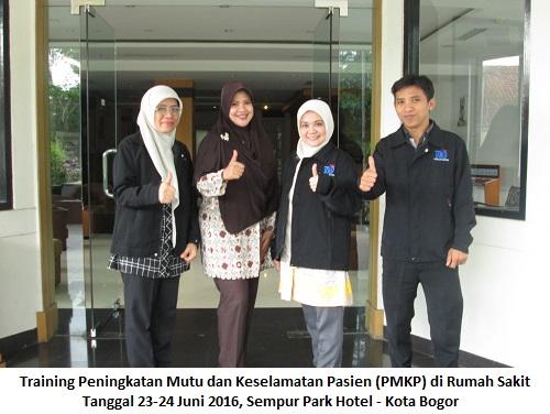 Training PMKP 23-24 Jun 2016 Bogor-BMD