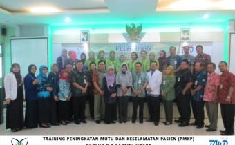 Training PMKP 3-4 AUG 2016 RSUD Kartini Jepara-BMD