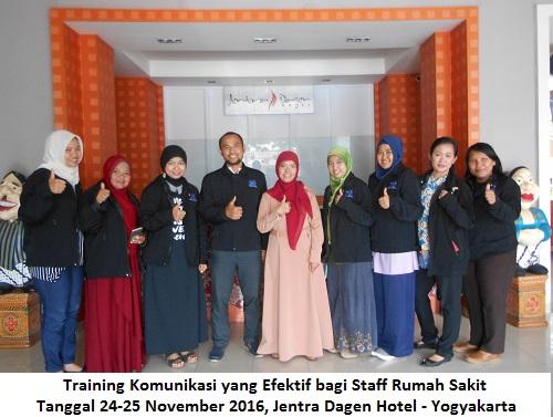 Komunikasi Efektif RS 24-25 Nov 2016-BMD