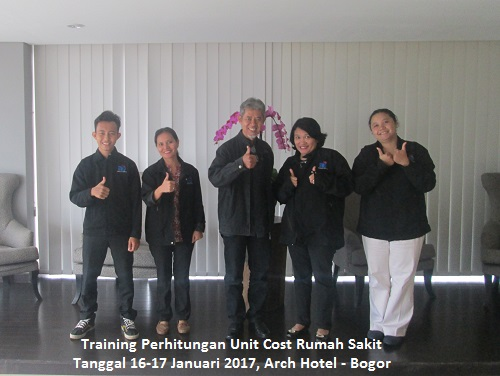 Perhitungan Unit Cost-BMD